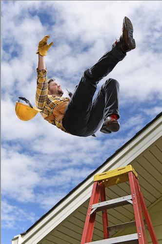 Case Fall Off Ladder Codehealth
